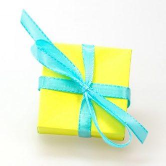 cadeau jaune